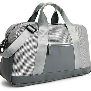 Handbags - Brand New Gray Duffle Bag
